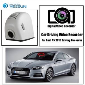 YESSUN for Audi A5 2016 Driving Recorder Car Wifi Dvr Mini Camera Novatek 96658 Car Dash Cam Video Recorder