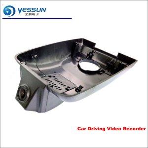 YESSUN Car Dvr Camera Driving Video Recorder Dash Camera For Toyota Highlander 2018 Dashcam AUTO Rearview Camera Dvrs Dash Cam
