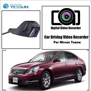YESSUN for Nissan Teana Car Wifi DVR Mini Camera Driving Video Recorder Novatek 96658 Registrator Dash Cam Night Vision
