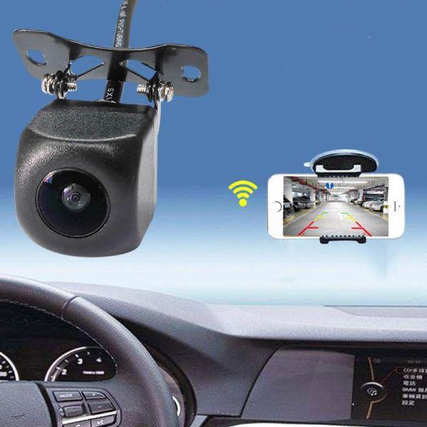 170° WiFi Wireless Car Rear View Cam Backup Reverse