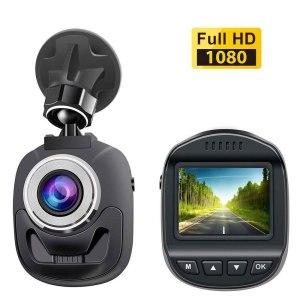 ACCFLY Mini 1.5 inch car dvr ,Dash Cam, 1080P HD In Car Dashboard Camera Driving Video Recorder WDR CAM