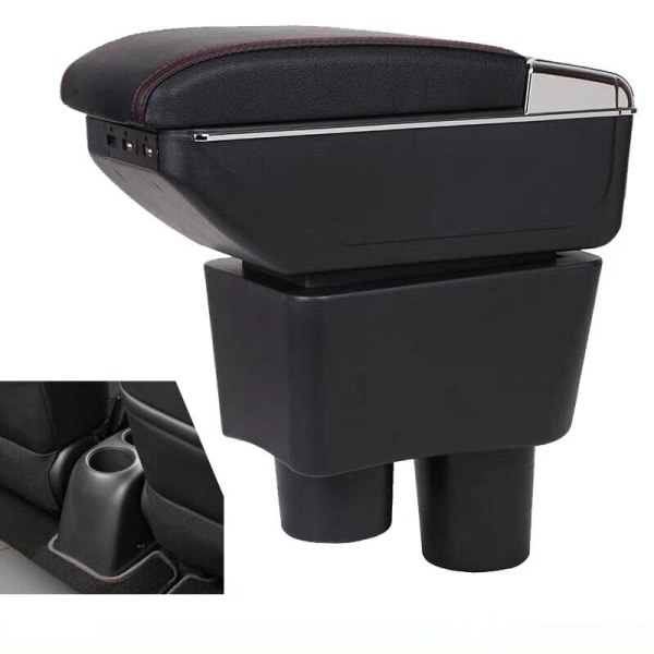 STOWING TIDYLING CAR STYLING MOULDING GLOVE BOXES CENTROL ARMREST STORAGE BOX BOXES FOR NISSAN ALMERA ARMREST STORAGE BOX