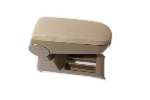 Center Console Armrest Cloth Beige FOR Polo 9N 9N3
