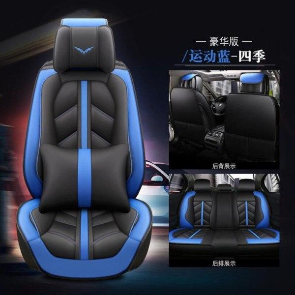 High Quality PU Leather Cartoon auto seat covers for Renault armrest capture clio duster fluence kadjar kaptur koleos latitude