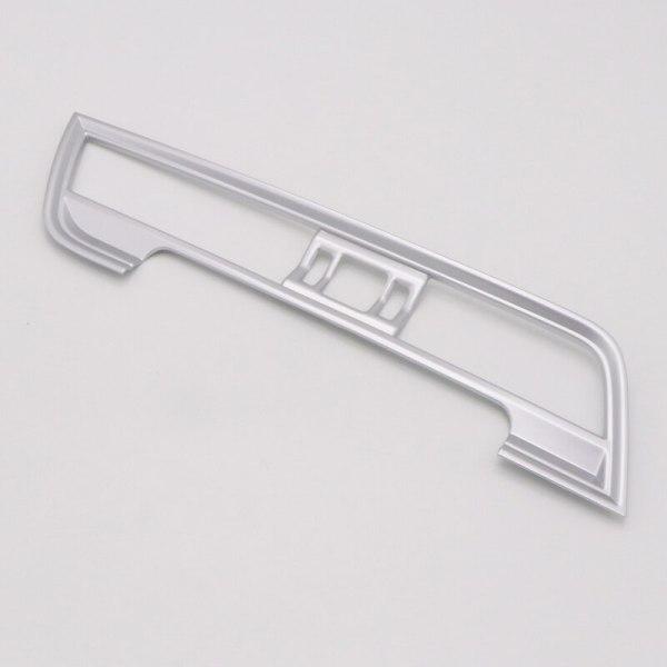 Left Hand Drive Only! For Audi Q5 2018 ABS Plastic Interior Center Console Air Vent Outlet Cover Trim 1pcs Auto Accessories
