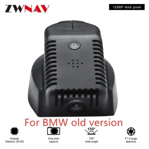 Hidden Type HD Driving recorder dedicated For BMW 5 Series 2008-2012/BMW X3 2011 DVR Dash cam Car front camera WIfi