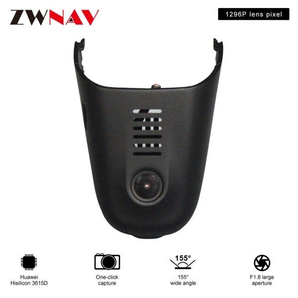 Hidden Type HD Driving recorder dedicated For Trumpchi GA4/GA8/GS7/GS8 DVR Dash cam Car front camera