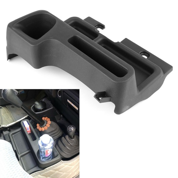 Car Central Console Armrest Box For Toyota Land Cruiser LC70 LC71 LC76 LC77 LC79
