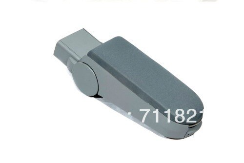 Grey Color Center Console Armrest (Fabric Cloth) For Volkswagen VW New Beetle / Jetta Bora Golf MK4