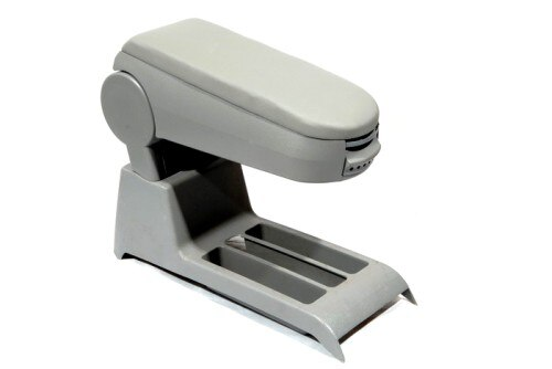 Center Console Armrest (Leather Grey) FOR Polo 9N 9N3