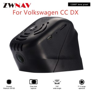 Hidden Type HD Driving recorder dedicated For Volkswagen CC DX DVR Dash cam Car front camera WIfi