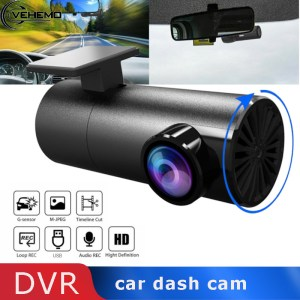 Mini Full HD USB Car DVR TF Card Smart Wifi Car Dash Cam Video Recorder Loop Recording Universal for Android