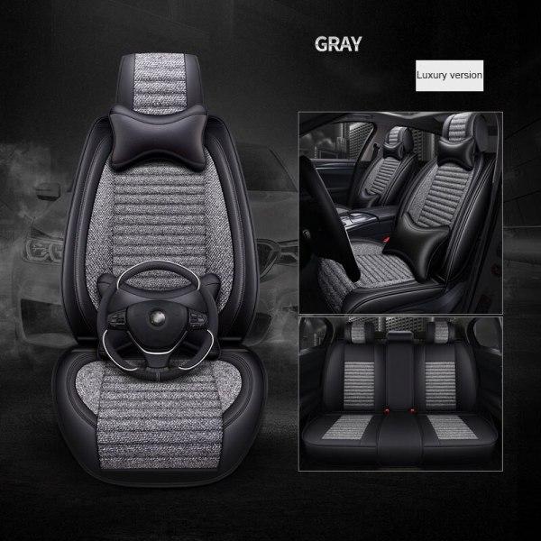 Universal car seat cover for renault armrest capture clio 4 duster fluence kadjar kaptur koleos of 2006 2005 car accessories