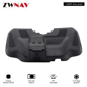 car recorder For Benz A-200L 2018-2019 original dedicated Hidden Type Registrator Dash Cam DVR Camera WiFi 1080P