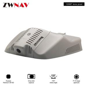 car recorder for Benz GLK DX 2012-2015 original dedicated Hidden Type Registrator Dash Cam DVR Camera WiFi 1080P