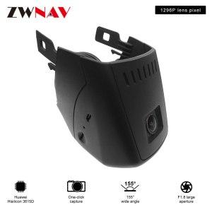car recorder For BMW 5Series 6GT 2018 7Series original dedicated Hidden Type Registrator Dash Cam DVR Camera WiFi 1080P