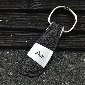 Car Keychain Accessories For Audi A3 A4 B6 B8 A6 C6 80 B5 B7 A5 Q5 Q7 TT 8P 100 8L C7 8V A1 S3 Q3 A8 B9 S line A7 Car Styling