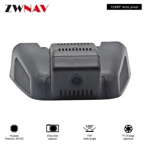 car recorder For Benz A-180L 2018-2019 original dedicated Hidden Type Registrator Dash Cam DVR Camera WiFi 1080P