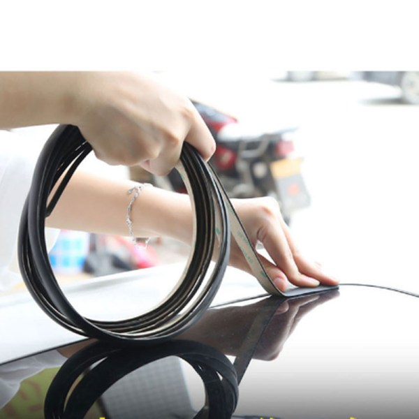 3M Car sunroof seal sticker for Audi A1 A2 A3 A4 A5 A6 A7 A8 B5 B6 B7 B8 C5 C6 Q2 Q3 Q5 Q7 TT S3 S4 S5 S6 S7 S8 AUTO Accessories