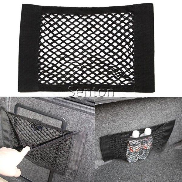 Car Trunk luggage Net For Audi A4 B5 B6 B8 A6 C5 C6 A3 A5 Q3 Q5 Q7 BMW E46 E39 E90 E36 E60 E34 E30 F30 F10 X5 E53 X6 Accessories