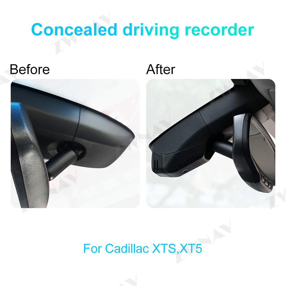 Cadillac XTS 2013-2018/Cand 2016-2018 Original Dedicated