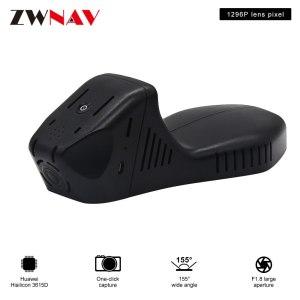 car DVR recorder For Infiniti QX50 2015 QX7013-15 Version original dedicated Hidden Type Registrator Dash Cam Camera WiFi 1080P