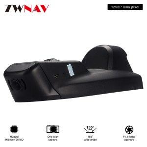 car DVR recorder For Kuga 2018 original dedicated Hidden Type Registrator Dash Cam Camera WiFi 1080P