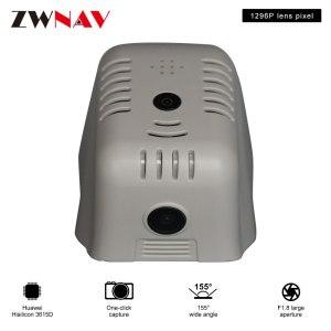 car recorder For Teramont 2017-2018 original dedicated Hidden Type Registrator Dash Cam DVR Camera WiFi 1080P