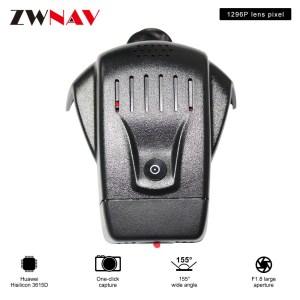 car DVR recorder FOR XC90 2015-2019 Version original dedicated Hidden Type Registrator Dash Cam Camera WiFi 1080P