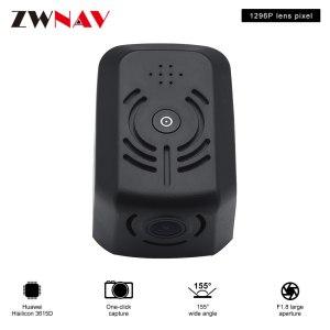 car recorder For Volkswagen Toureg original dedicated Hidden Type Registrator Dash Cam DVR Camera WiFi 1080P