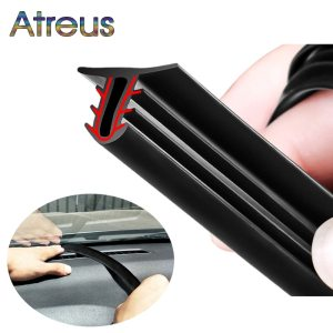 Car Dashboard Sealing Strips Sound Insulation For Citroen C5 C4 C3 Audi A4 B8 B6 B5 B7 B9 A3 8P 8V 8L Q5 Q7 A5 A6 C6 C5 C7 tt A1