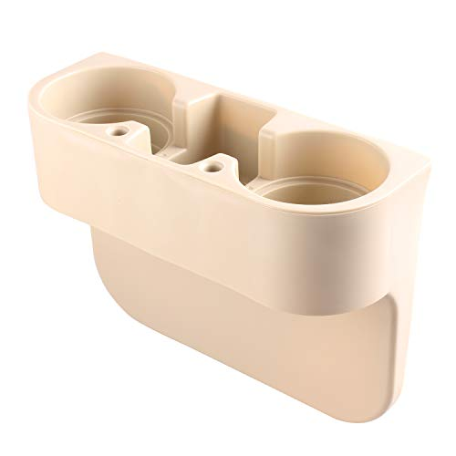 Car Cup Holder Organizer, Cup Holder for Car, Auto Cup Holders for Car, Car Seat Cup Holder, Car Cup Holders Cupholder for Cars, Beige