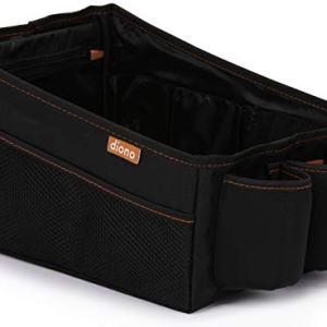 Diono Car Seat Organizer - Travel-Pal, Black