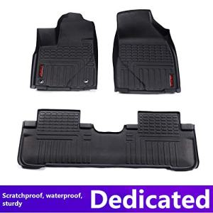 TUTU-C Car Floor mats for Honda Accord 2018 Ten Generations Car Accessories car Styling Custom Floor mats TOP Material