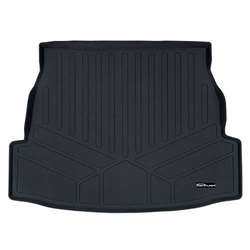 MAXLINER All Weather Custom Fit Cargo Liner Trunk Floor Mat Black for 2019 Toyota RAV4