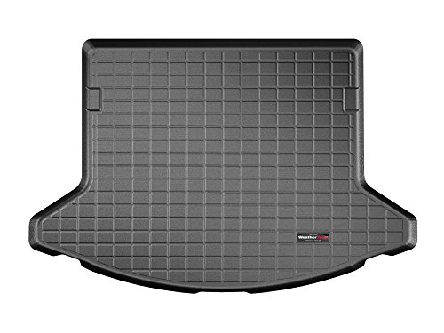WeatherTech Custom Fit Cargo Liner Trunk Mat for Mazda CX-5-40991 (Black)