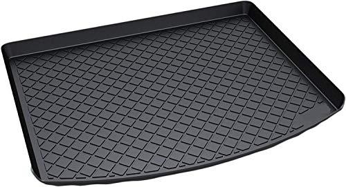 Kaungka Cargo Liner Rear Cargo Tray Trunk Floor Mat Waterproof Protector for 2013 2014 2015 2016 2017 Ford Escape