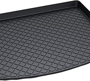 Kaungka Cargo Liner Rear Cargo Tray Trunk Floor Mat Waterproof Protector for 2013 2014 2015 2016 2017 Ford Escape