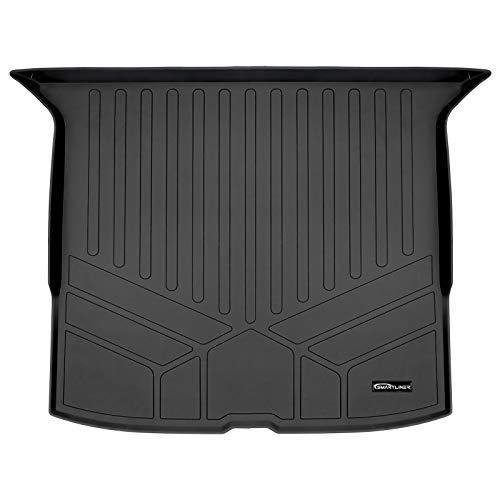 MAXLINER All Weather Custom Cargo Liner Trunk Floor Mat Black for 2019-2020 Honda Passport