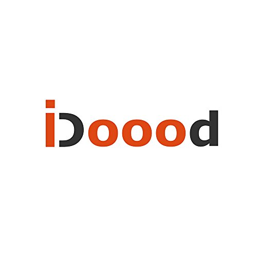 iDoood Anti-Theft Chrome Car Wheel Tire Valve Stem Caps