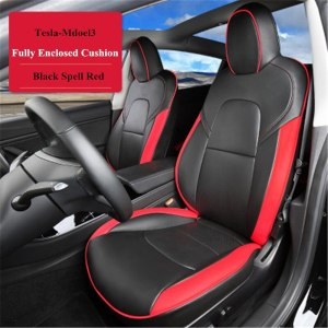 Car Seat Cover For TESLA MODEL3 Wear-Resistant