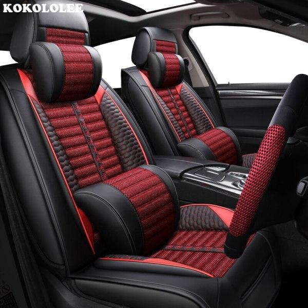 Seat covers for Dacia Sandero Duster Logan