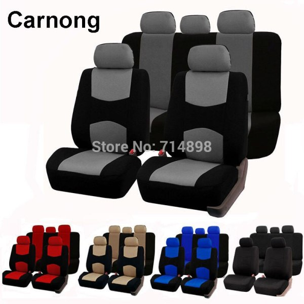 Seat Cover Universal jersey fabric full set light weight