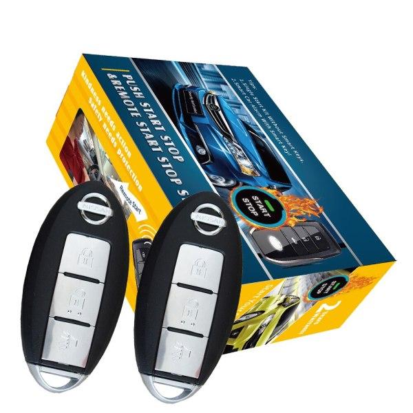 Cardot pke remote engine start stop push start keyless entry