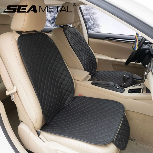 Auto Seats Covers Protector Leather Car Seat