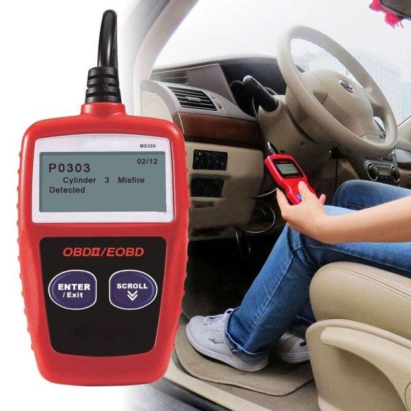 Check Engine Code Reader Light Auto Error For Cars