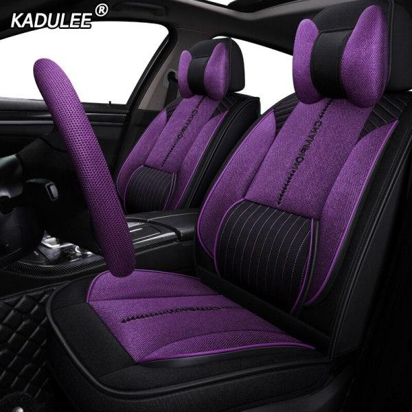 Car seat cover For kia soul morning picanto daewoo lanos