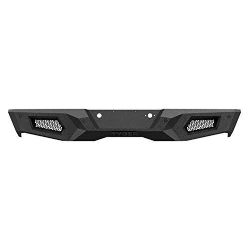 Tyger Auto Tyger Fury Rear Bumper Assembly Textured Black