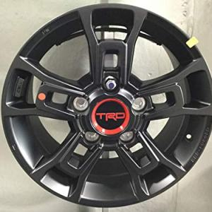 TOYOTA TRD PRO Tundra and Sequoia Forged Wheel Matte Black