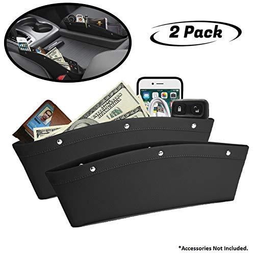 lebogner 2 Pack Car Seat Gap Filler Premium